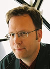 Garth Nix - photo by Robert McFarlane